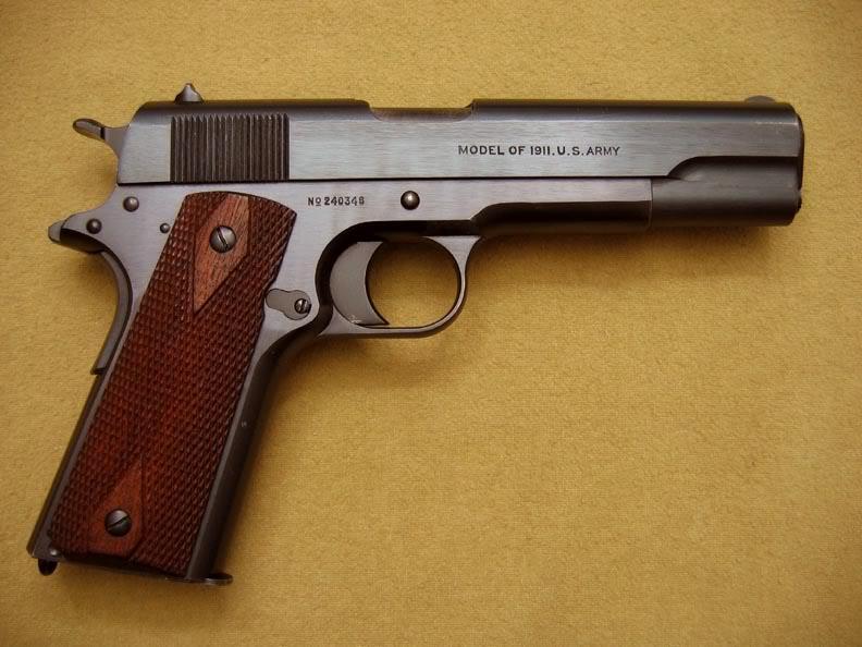 The M1911 Pistols Organization Forums Site
