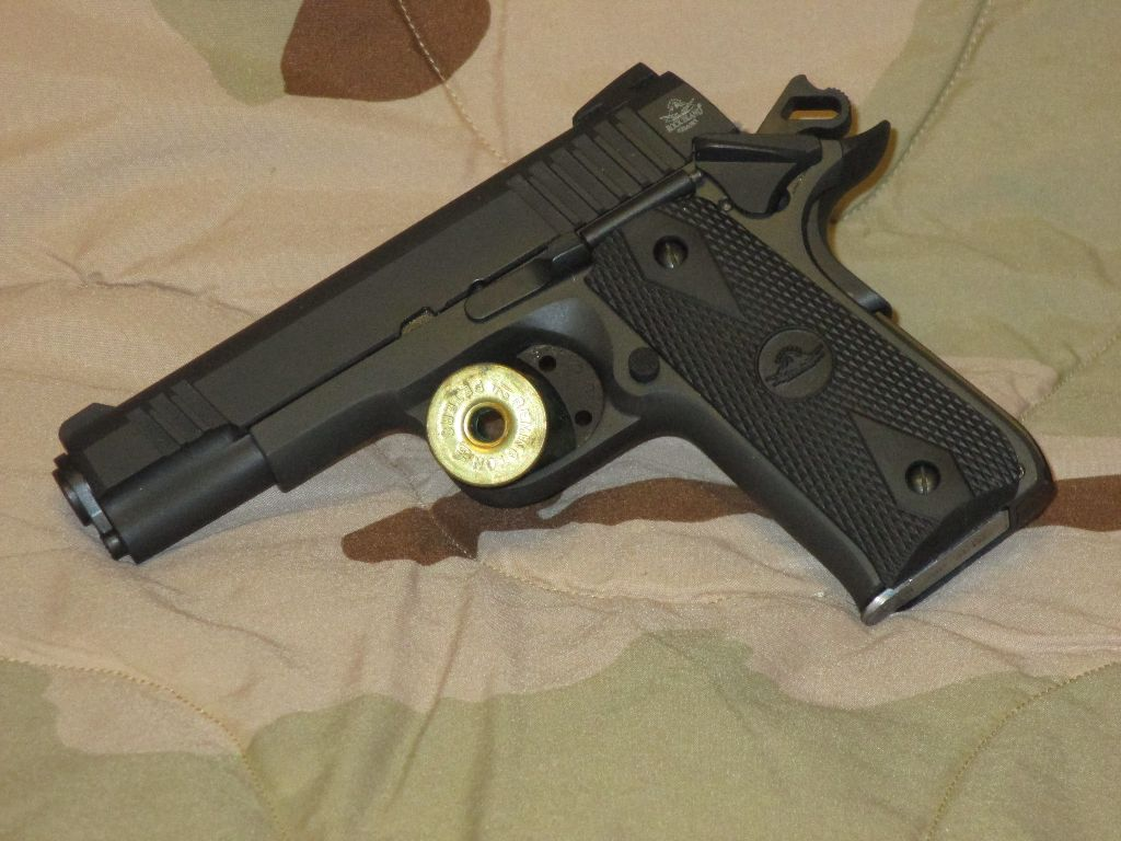 Armscor Baby Rock 380 Review