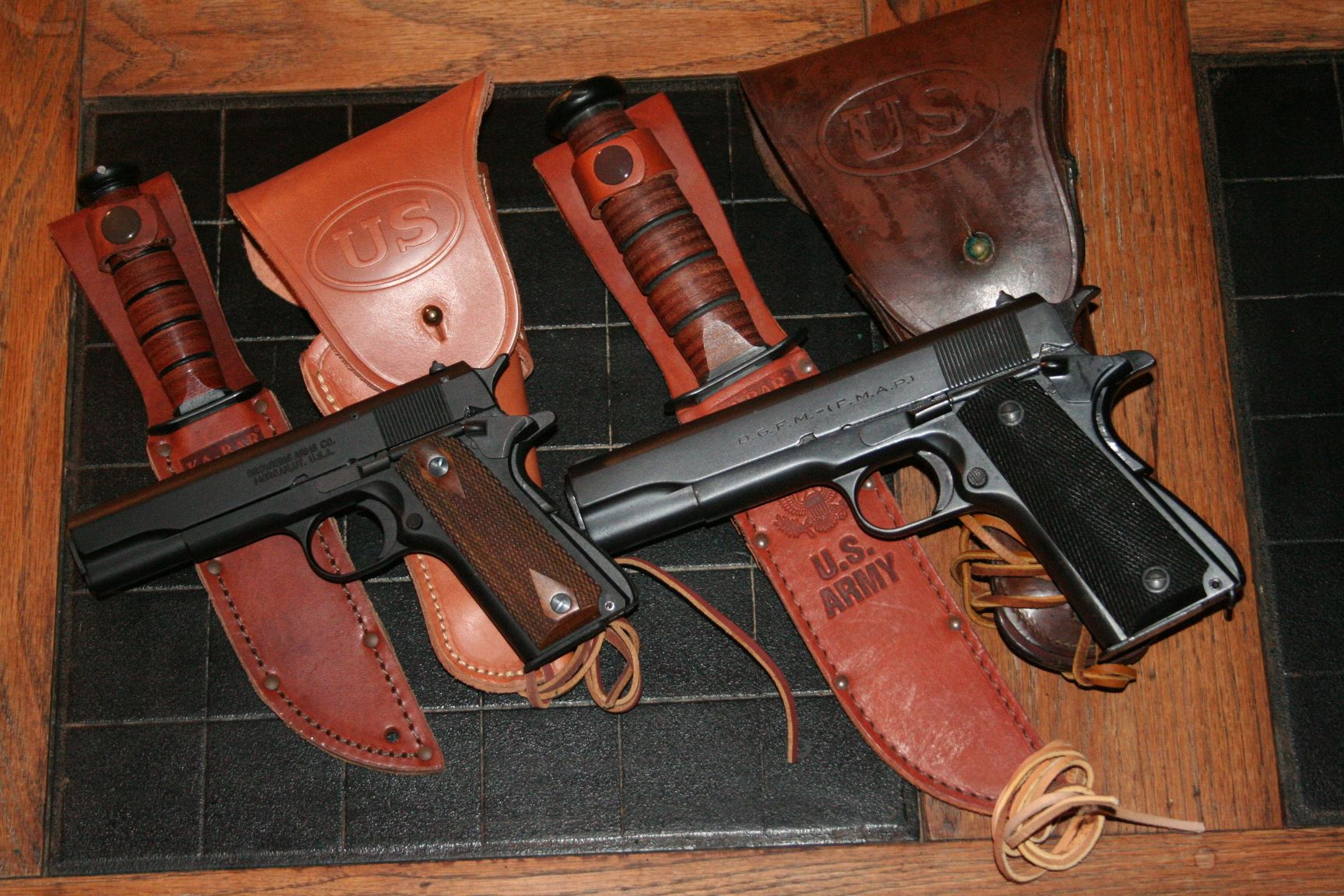 Browning 1911 22 And 1911 380 Black Label